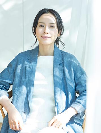 ミステリアス・ビューティーの中谷美紀さんの美肌の秘訣とは ...